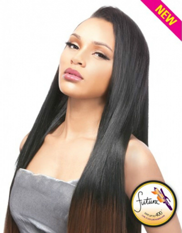 "OUTRE BATIK YAKI SYNTHETIC HAIR WEAVE (WEFT) 18"" AND 30"""